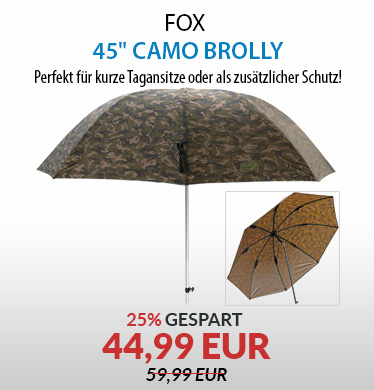 FOX CAMO BROLLY