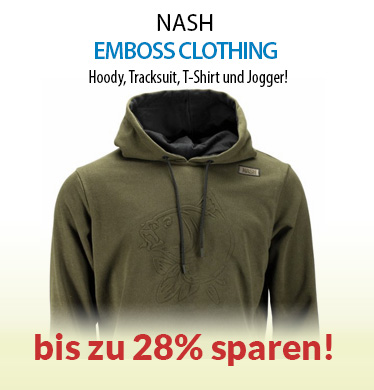 NASH EMBOSS CLOTHING