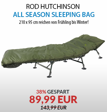 Rod Hutchinson All Season Sleeping Bag