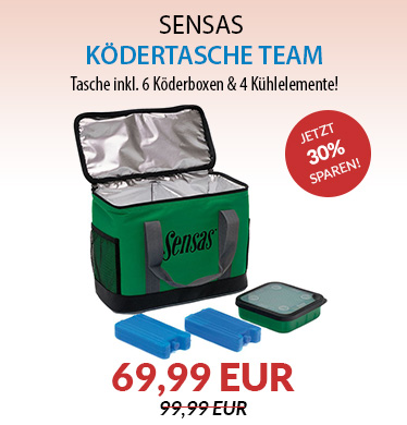 Sensas Ködertasche Team