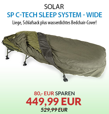 Solar SP C-Tech Sleep System - Wide