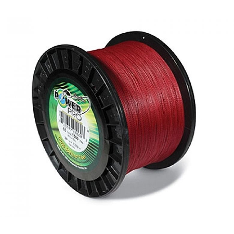 Power Pro Rot Meterware - 0,32 mm - 24,0 kg