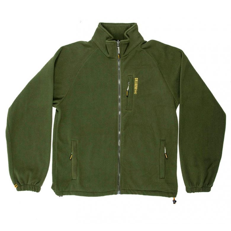 Navitas Atlas Zip Fleece Green - XXL