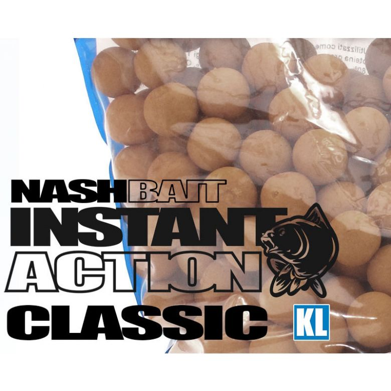 Nash Bait Instant Action Specials Boilies 1 kg - 20 mm - Monster Crab & Crayfish