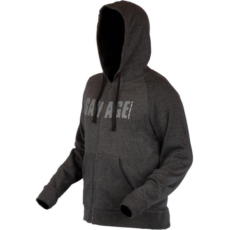 Savage Gear Simply Savage Zip Hoodie L