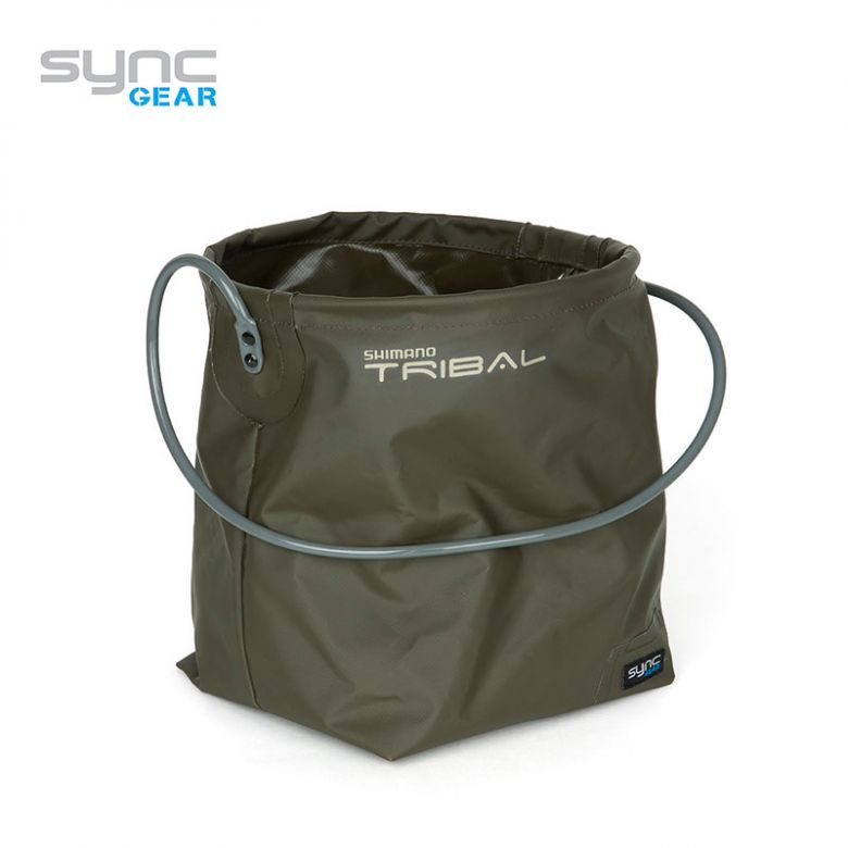 Shimano Sync Gear Collapsible Bucket