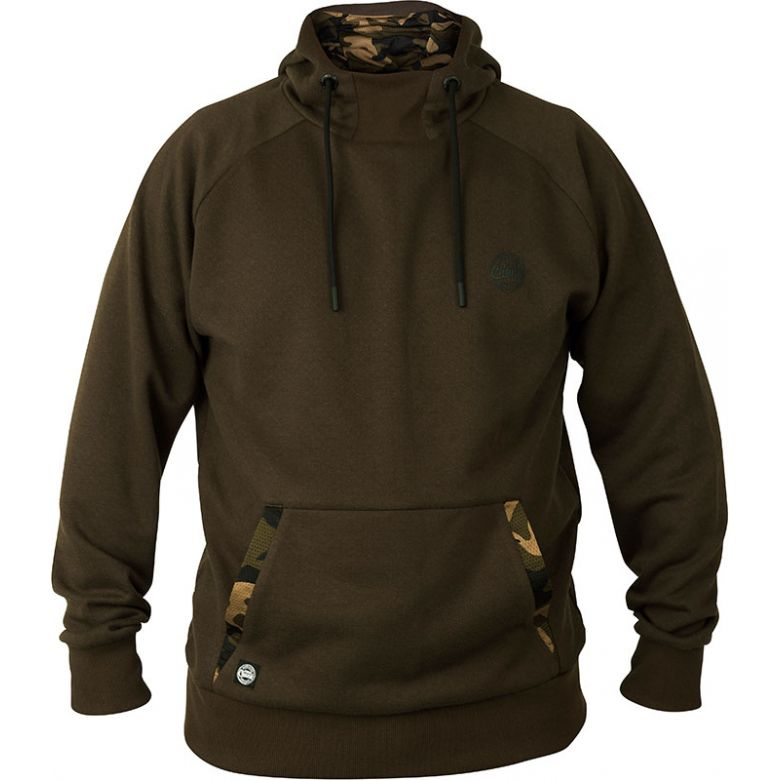 FOX Chunk® Dark Khaki/Camo Pull Over Hoody XL