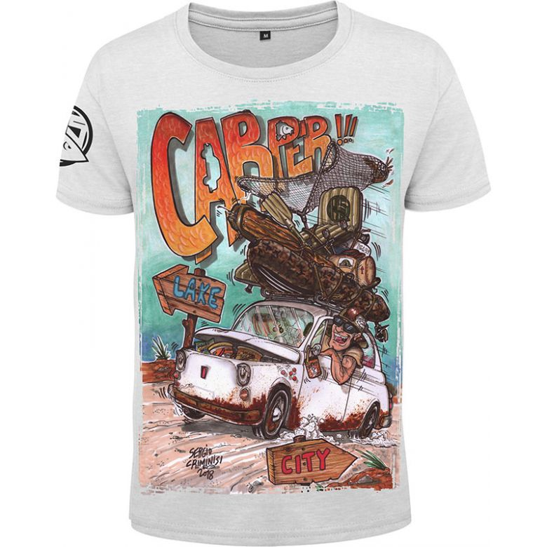 HOTSPOT Design T-Shirt Carper XL