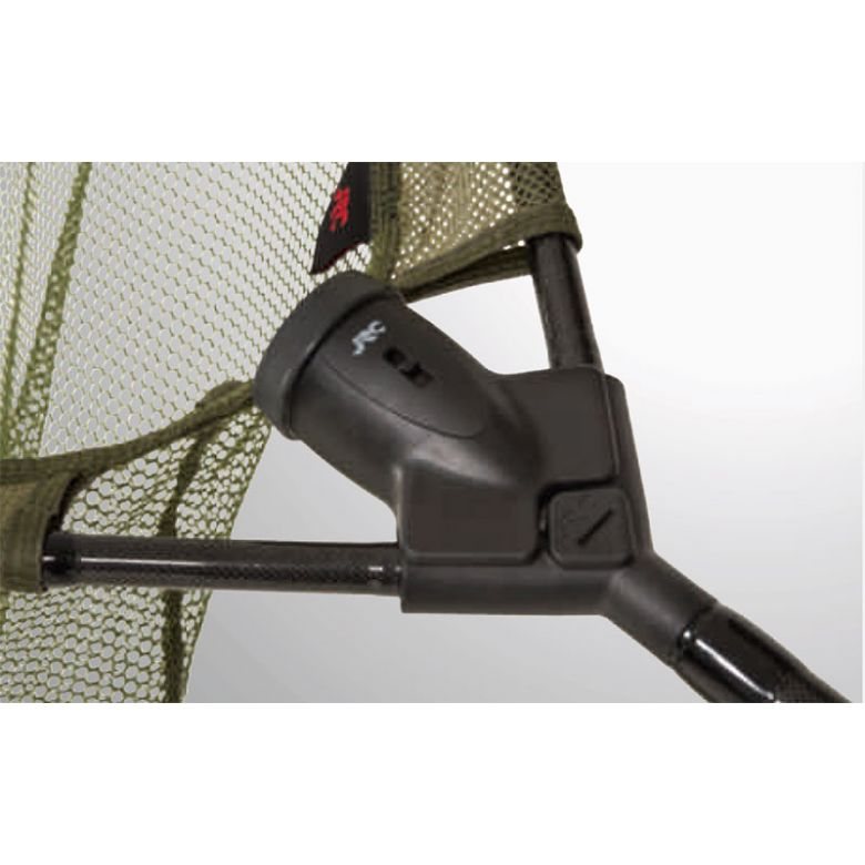 JRC Extreme TX Landing Net 46 Including Light