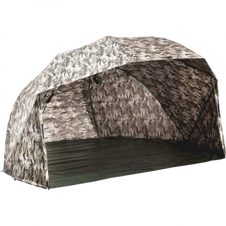 "JRC Contact Camou 60"" Oval Brolly"