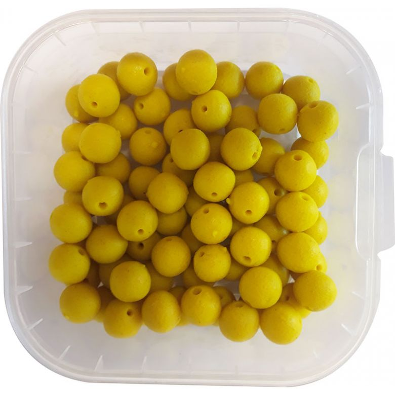 KL Angelsport Mini Boilies 9 mm Banana