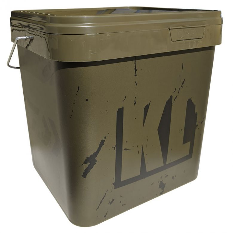 KL Angelsport Square Bucket 17 Liter