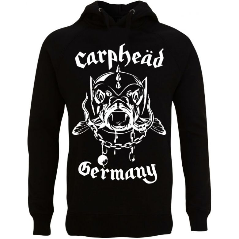 Petri Clothing Carphead Hoody Black XXL
