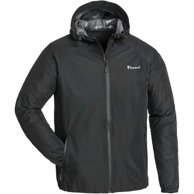 Pinewood Caribou Ultra Light Jacke Schwarz S