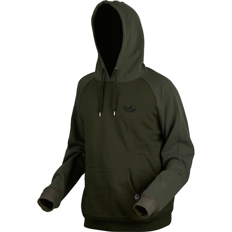 ProLogic Bank Bound Hoody Pullover Green - M