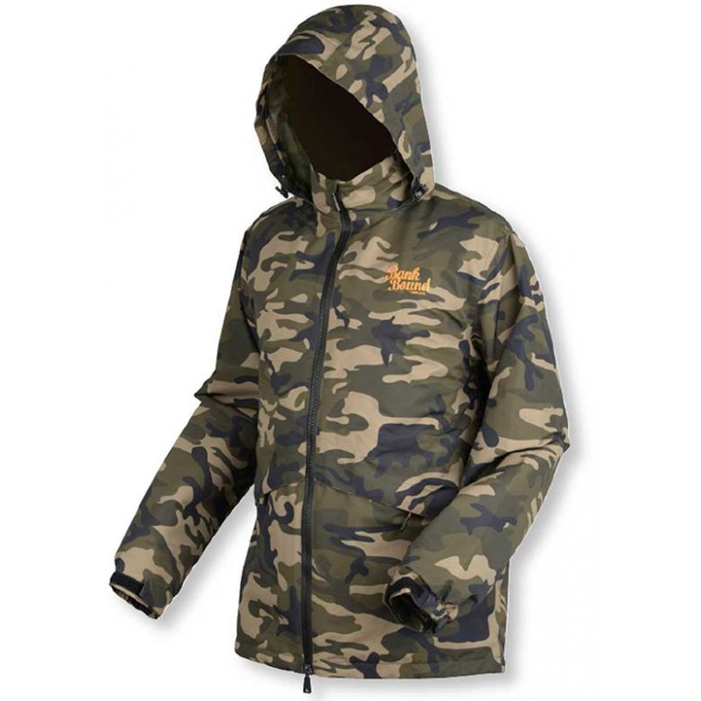 ProLogic Bank Bound 3-Season Camo Fishing Jacket - M