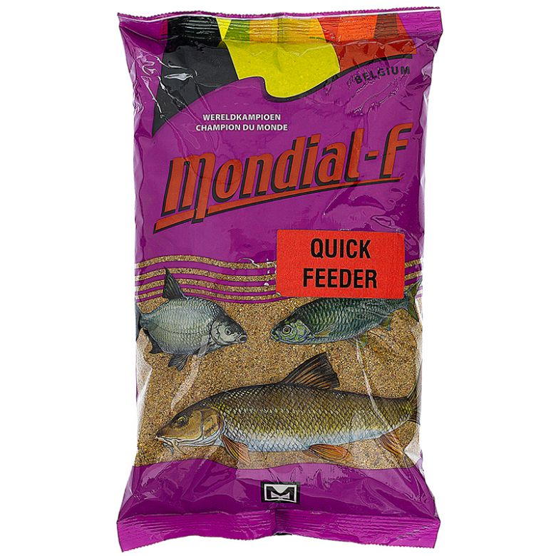 Sensas Mondial-F Quick Feeder 1 kg