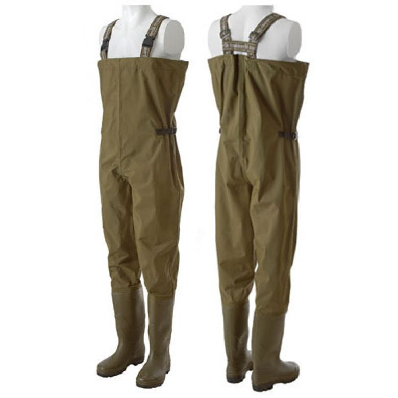 Trakker N2 Chest Waders - 43 (9)