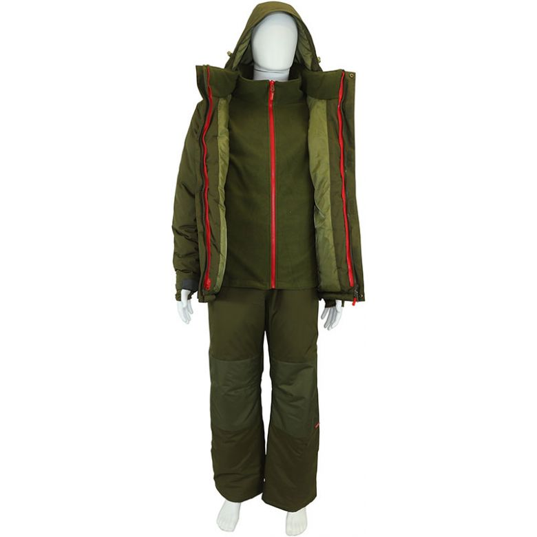 Trakker Core 3 Piece Winter Suit - L