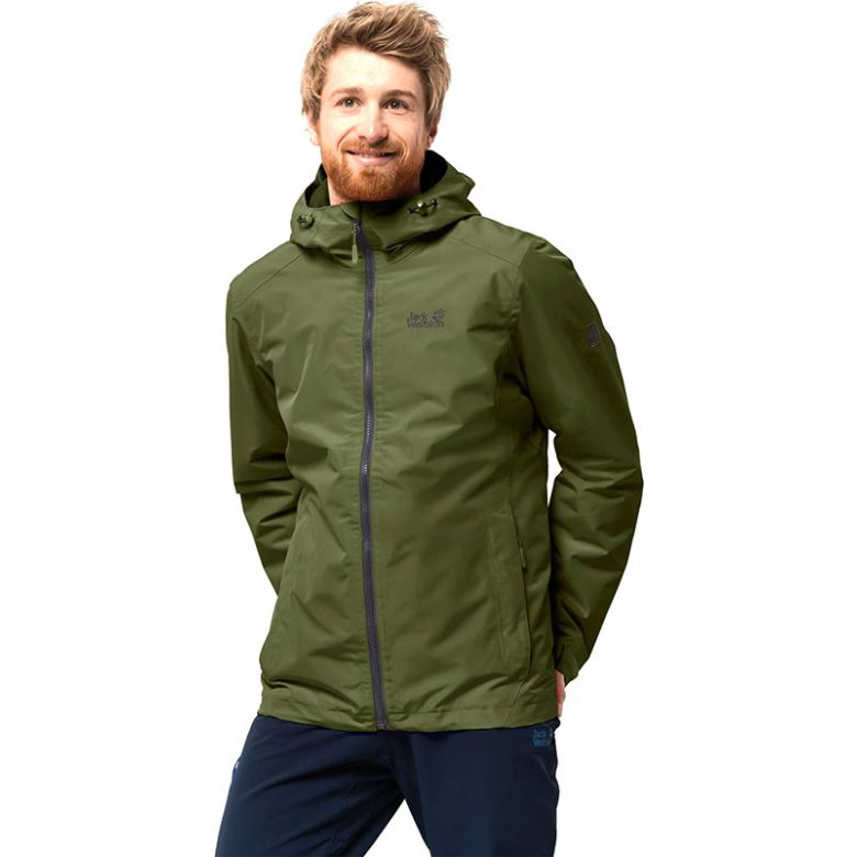 Chilly Morning Jacket – Winter Wanderjacke von Jack Wolfskin