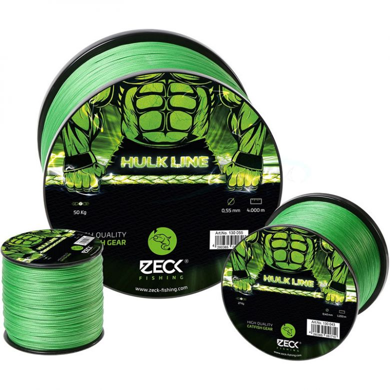 Zeck Fishing Hulk Line 500 m - 0,50 mm - 42 kg
