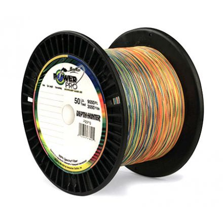 Power Pro Depth Hunter Multi Color Meterware - 0,19 mm - 13,0 kg
