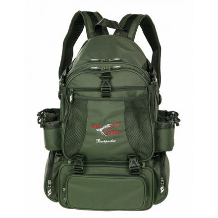Iron Claw Backpacker