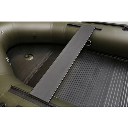 FOX 320 Inflatable Boat Green Aluminium Boden