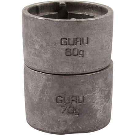 Guru X-Change Distance Feeder Spare Weight 60 + 70 g