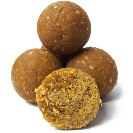 KL Angelsport Classic Boilies 20 mm 5 kg im Beutel Banana Fish