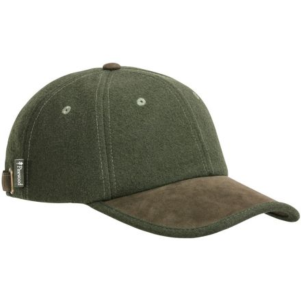 Pinewood Edmonton Exclusive Cap Mossgreen/Suede Brown