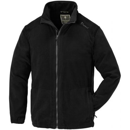 Pinewood Retriever Fleecejacke Schwarz - XL