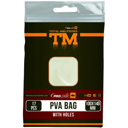 ProLogic Total Meltdown PVA Bag With Holes 80 x 125 mm