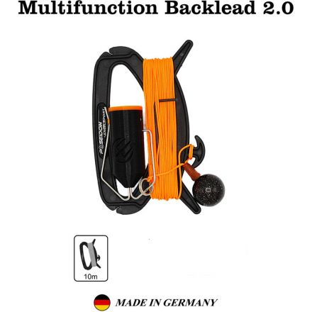Poseidon Multifunction Back Lead 2.0 30 g