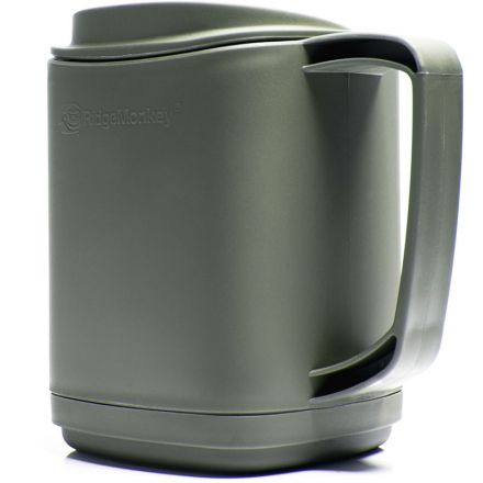 RidgeMonkey Thermo Mug Gunmetal Green