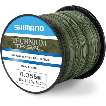 Shimano Technium Tribal Meterware - 0,355 mm - 11,5 kg