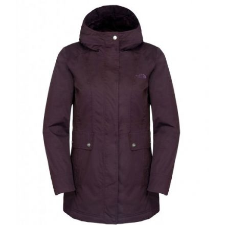 low priced b2821 5d816 The North Face Women`s Winter Solstice Jacket Baroque Purple - M