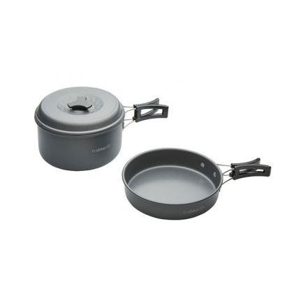 Trakker Armolife 2 Piece Cookware Set