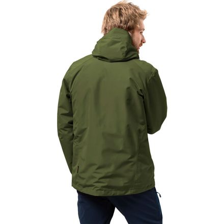 Jack Wolfskin Chilly Morning Jacket Men Cypress Green XXL