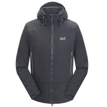 Jack Wolfskin High Resistance Jacket Men - Black L
