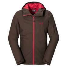 Jack Wolfskin Chilly Morning Jacket Men Mocca - L