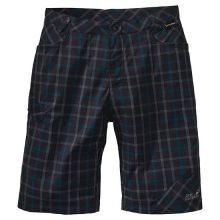 Jack Wolfskin Light Grid Shorts Men - Blue Graphite Checks - 50