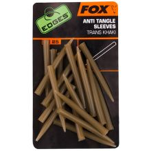 FOX Edges Anti Tangle Sleeves Trans Kahki