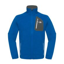 The North Face Men`s Juno Full Zip Fleece Jacke NBl. / HR Grey - L