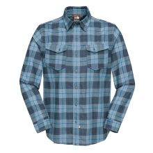 The North Face Men`s Long Sleeve Take Flannel Shirt - C.B.P. - XXL