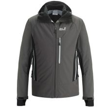 Jack Wolfskin Nucleon Jacket Men - Dark Steel - XXL