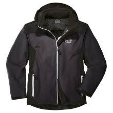 Jack Wolfskin Frozen Peak Shell Men - Dark Steel - XXL