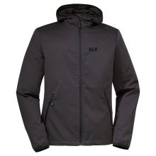Jack Wolfskin Manitoba Jacket Men - Dark Steel - L