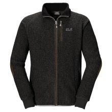 Jack Wolfskin Milton Jacket Men Black - M