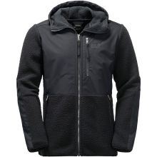 Jack Wolfskin Dawson Hooded Jacket Men Black XXL